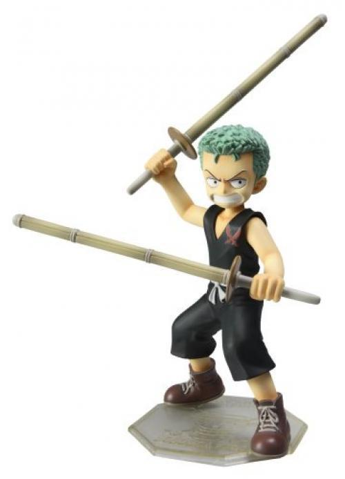 NEW Megahouse P.O.P Portrait Of Pirates One Piece CB-2 Zgold Figure F S Anime