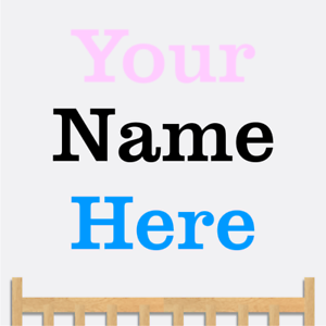 Personalized-Custom-Kids-Name-Bedroom-Home-Decor-Decal-Wall-Sticker-amp-Vinyl-Art