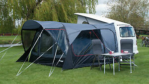 Image Is Loading Westfield Aquila 320 Inflatable Drive Away Campervan Awning