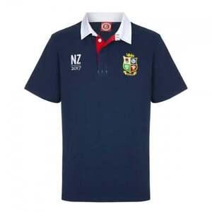 1cb72d02e44 MEDIUM Mens BRITISH & IRISH LIONS Rugby Shirt Polo Top T Jersey ...