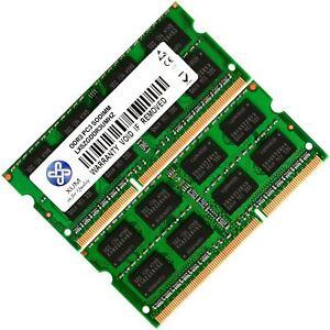 Memory Ram 4 Dell Alienware Laptop M18x R2 New 2x Lot DDR3 SDRAM
