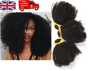 Unprocessed mongolian afro kinky curly virgin human hair weave image is loading unprocessed mongolian afro kinky curly virgin human hair pmusecretfo Image collections