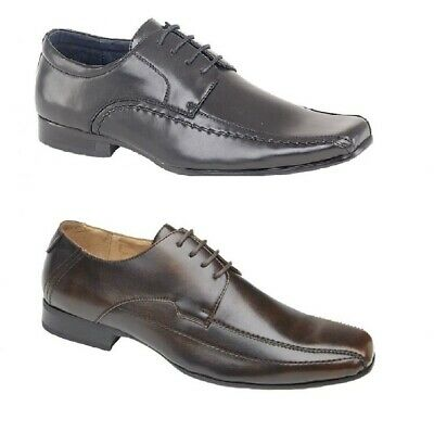 MENS LACE FORMAL DRESS WEDDING SHOE LEATHER LINED 115 size 6,7,8,9,10,11,12