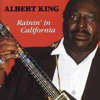 Albert King - Rainin In California [new Cd] on Sale