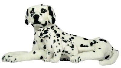 NEU 55 cm gross Plüschhund Stoffhund PLÜSCHTIER HUND PLÜSCH DALMATINER