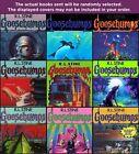 FIVE-PACK BUNDLE/LOT OF GOOSEBUMPS BOOKS ~ R.L. STINE