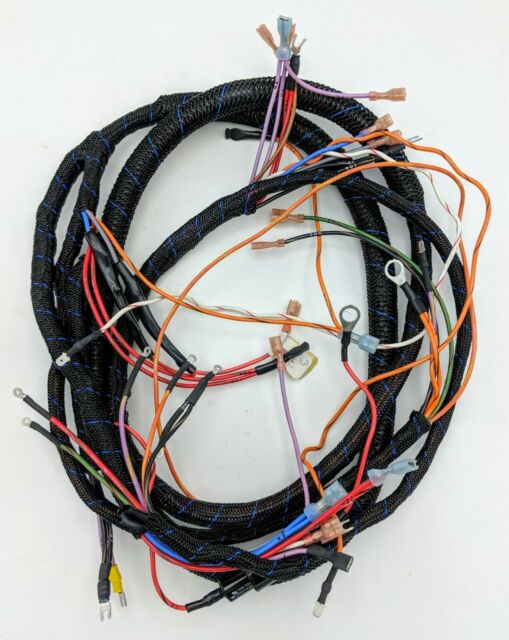 2777416 Clark Forklift Wire Harness Sk