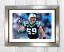 Luke-keuchly-3-NFL-Carolina-Panthers-signe-poster-Choix-de-cadre miniature 4