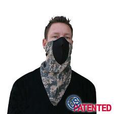 Digital ACU Neodanna Bandanna Neoprene Face Mask Combo Military Tactical Hunter