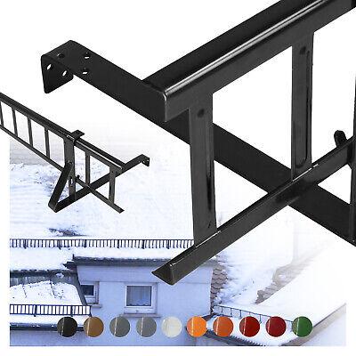 300cm Dachgerät Schneefanggitter 15-20cm Farbeauswahl Sonnig Schneefang 150cm Heimwerker