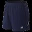 environ 12.70 cm Léger Shorts de Course New Balance Homme Impact 5 in