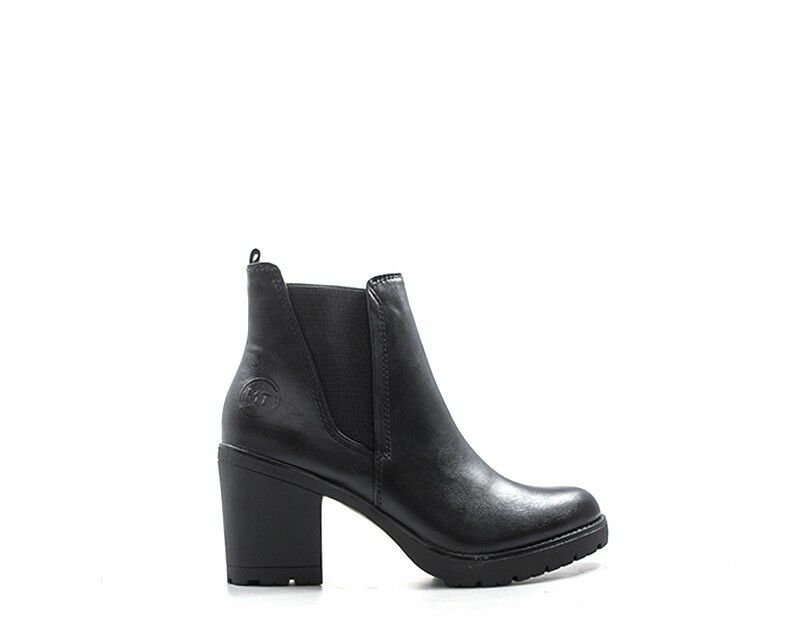 Zapatos MARCO MARCO MARCO TOZZI Mujer negro Cuero natural 25414-002N  venderse como panqueques