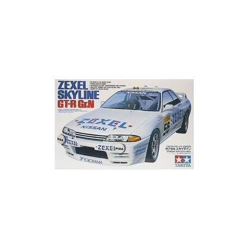 Tamiya 1 24 Zexel Skyline Gt-R (1 24 Auto Sportiva  24105)