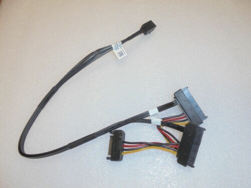 Dell Precision Workstation Internal mini SAS HD to Dual /& Power Cable 7W5N8