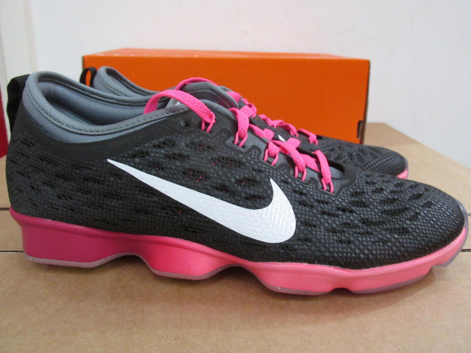 Nike Damen Zoom Passform Beweglichkeit Laufschuhe 684984 006 Turnschuhe Turnschuhe Turnschuhe Räumung  e20dad