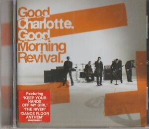 C-D-MUSIC-F254-GOOD-CHARLOTTE-GOOD-MORNING-REVIVAL-CD