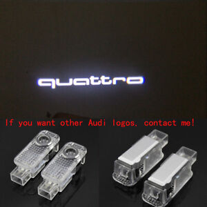 2x INTERIOR LIGHT DOOR CONTACT SWITCH FOR AUDI COUPE QUATTRO