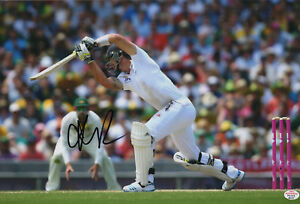 KEVIN-PIETERSEN-WORLD-CRICKET-STAR-SIGNED-ENGLAND-ACTION-PHOTO-PAAS