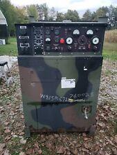 Mep 804b Tactical Quiet Generator 15kw 240416 Volt 3ph 5060hrz