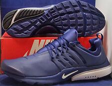 Nike Air Presto Low Utility Binary Blue White Black SZ 14 ( 862749-400 )
