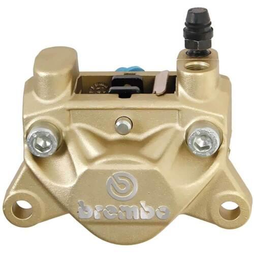 Brembo Bremssattel P32F 20516143 gold 20516143 0649964370967