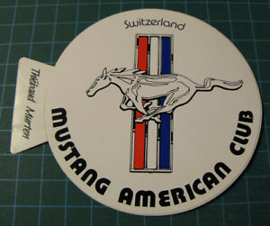 MUSTANG-AMERICAN-CLUB-OF-SWITZERLAND-STICKER-DECAL-FORD-MUSTANG-ASSOCIATION