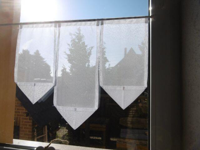 Details zu scheibengardine bistrogardinen gardinen modern for Bistrogardinen modern
