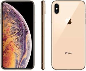 Smartphone-Apple-iPhone-XS-Max-64GB-Oro-Gold-Garanzia-24-Mesi
