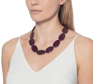 Lola-Rose-Bedelia-necklace-claret-quartzite-Red-Oval-stones