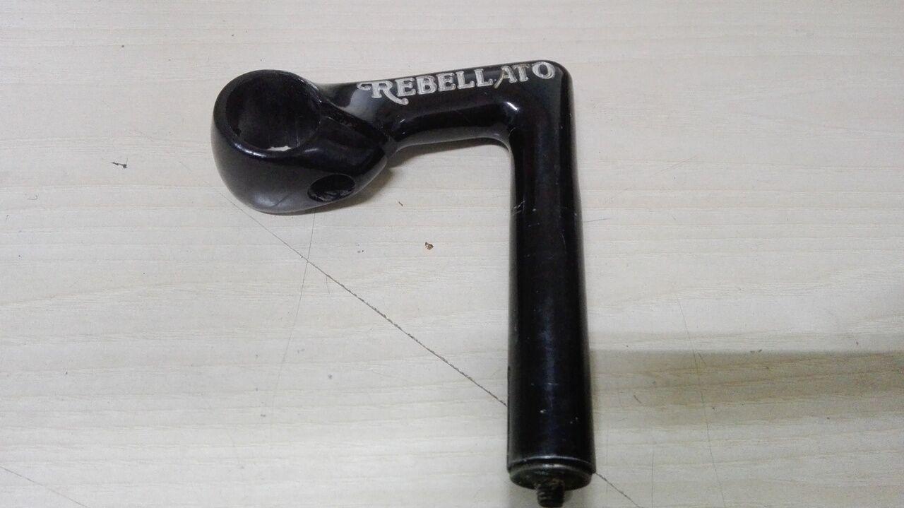 Rebellato attacco  Manubrio ITM Rebellato 90mm Stem  Vintage