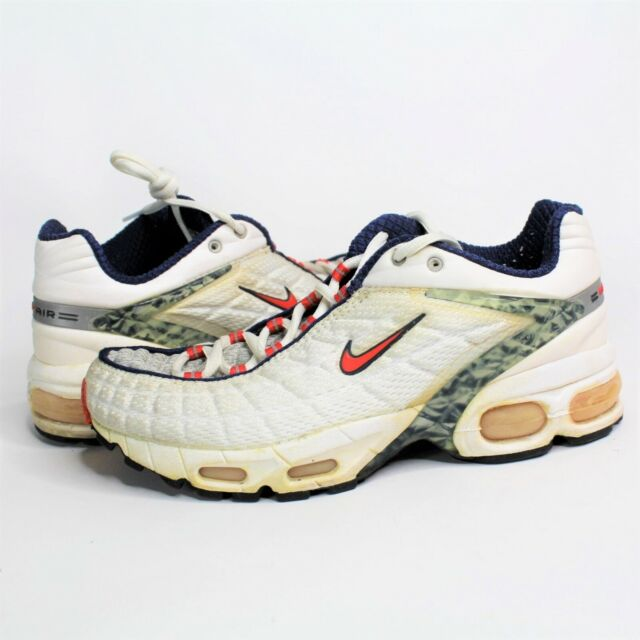 Vintage Nike Air Max Tn 2000 Tailwind 2000 Release 605166-181 Size 7.5