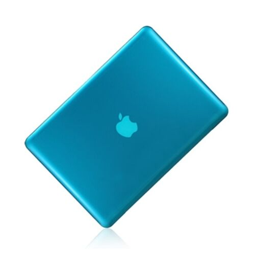 "A1278 NEW AQUA BLUE Crystal Hard Case Cover for Apple Macbook PRO 13/"" 13.3"