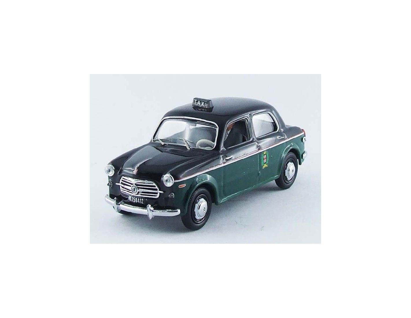 Rio 4408P FIAT 1100 TAXI DI MILANO 1956 1956 1956 1 43 Modellino b04ac1