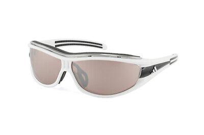 Adidas Evil Eye Pro S A 127 6081 Race White/black Occhiali Da Sole Occhiali Sportivi-mostra Il Titolo Originale