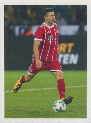 Ausdrucksvoll Bam1718 - Sticker 151 - Robert Lewandowski - Panini Fc Bayern München 2017/18 Strukturelle Behinderungen