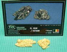 Verlinden 396 - G.I  Gear - Vietnam 1/35  Tamiya/Italeri/Revell