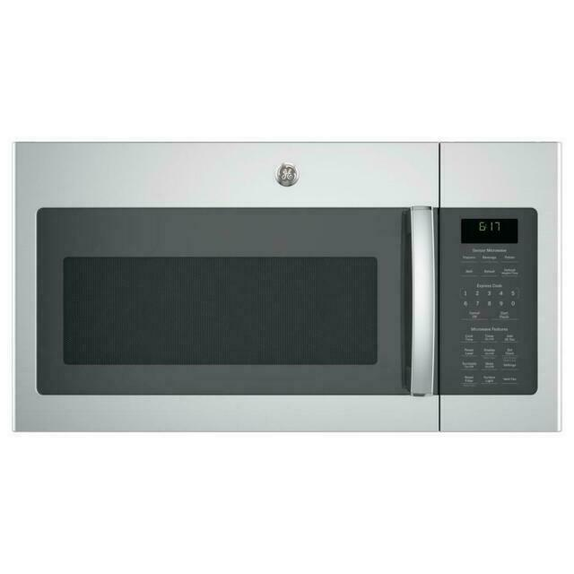 GE  1.7 cu. ft. Over the Range Microwave with Sensor Cooking