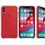 Para-Apple-iPhone-XS-Max-XR-6-7-de-8-PLUS-de-silicona-suave-cubierta-estuche-original-de-Fabricante miniatura 8
