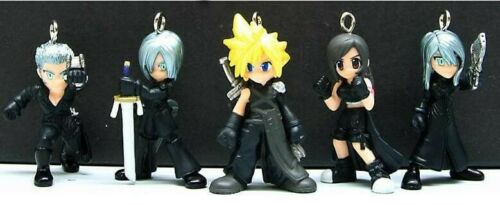 Set 5 Figure Sammlung Final Fantasy VII 7 Advent Children Cloud Tifa Etc