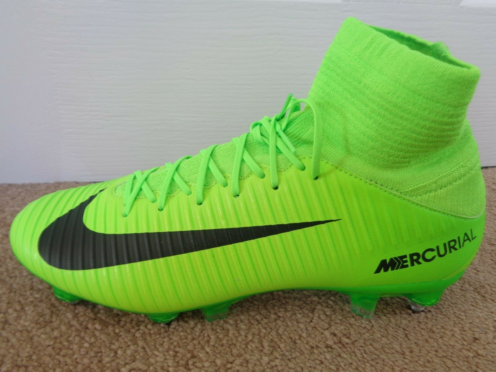 Nike mercurial Veloce 111DF SG PRO football boot 852304 852304 852304 303 eu 41 us 8 NEW fde8a6