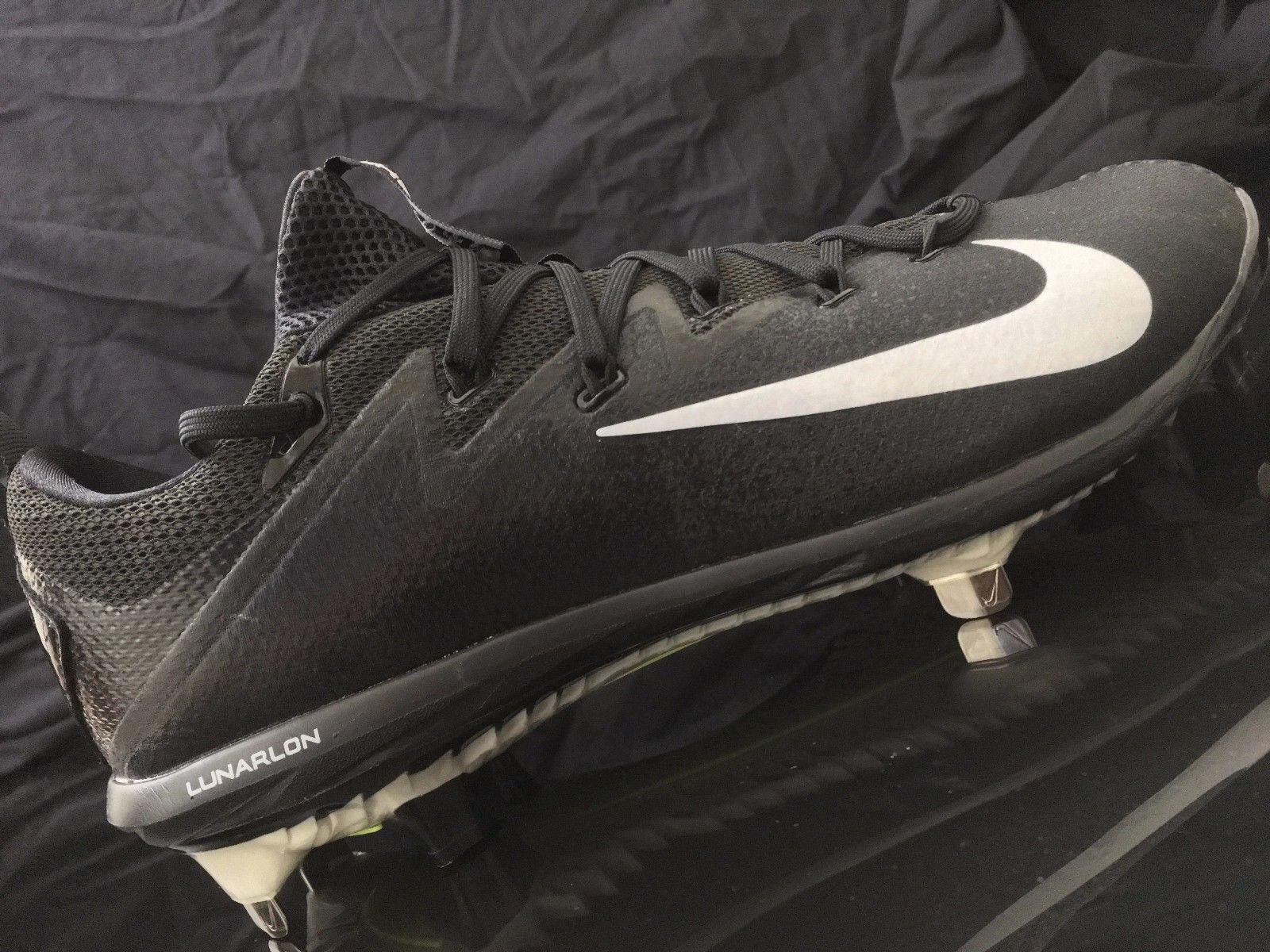 Nike lunar vapore baseball ultrafly elite uomini scarpe da baseball vapore 852686 010 sz 10, 11, 17 bf1e3b