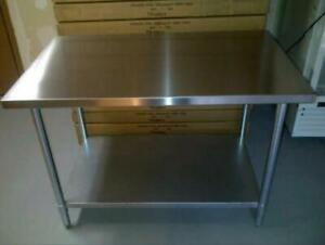 BRAND NEW STAINLESS STEEL SALE Work Tables/Sinks/Shelves/Faucets**GREAT DEALS** Toronto (GTA) Preview