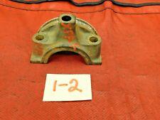 and Riley Morris MGTC Wolseley BRACKET Engine Bulkhead Oil Can:  MG TC