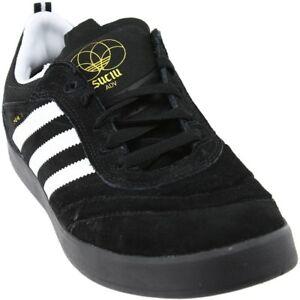 Image is loading adidas-SUCIU-ADV-Skate-Shoes-Black-Mens e75732e73