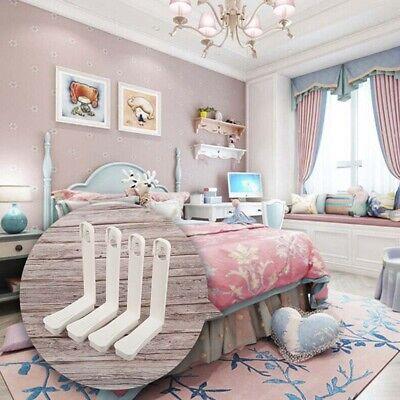 8pcs Non-slip Fastener Comforter Bed Sheet Clip Duvet Holder Quilt Gripper US
