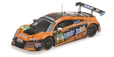 Fiducioso Audi R8 Lms Bwt Mucke Motorsport Winkelhock Adac Gt Masters 2017 1:43 Model