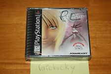 Parasite Eve (PS1 PSX Playstation) NEW SEALED, RARE Y-FOLD VARIANT, NEAR-MINT!