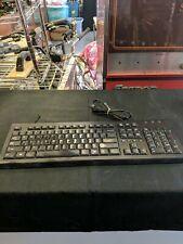 Hp Compaq Pr1101u Usb Wired Desktop Keyboard 12 For Sale Online Ebay