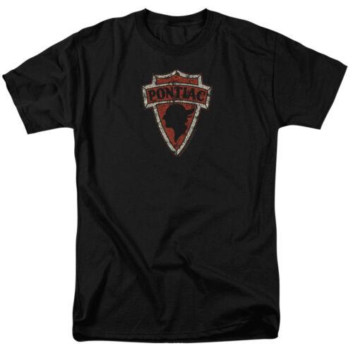 Retro PONTIAC EARLY PONTIAC ARROWHEAD Men/'s Classic Fit Shirt Size Small - 5XL