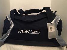 Reebok Travel Sports Gym Medium Grip Dufflle Bag in Blue/ White/ Grey